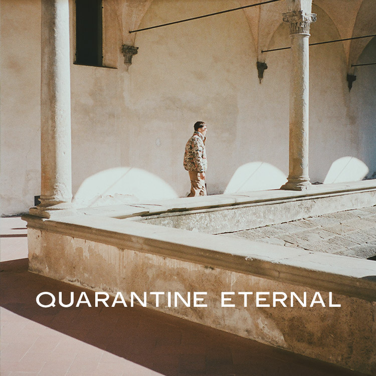 Quarantine Eternal: A Playlist by Andrew Gallo Cover