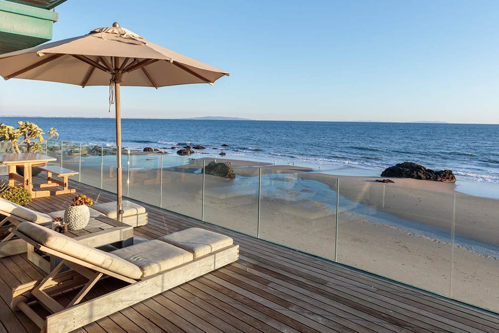 Melanee Shale inspiration Vacation resort beach view