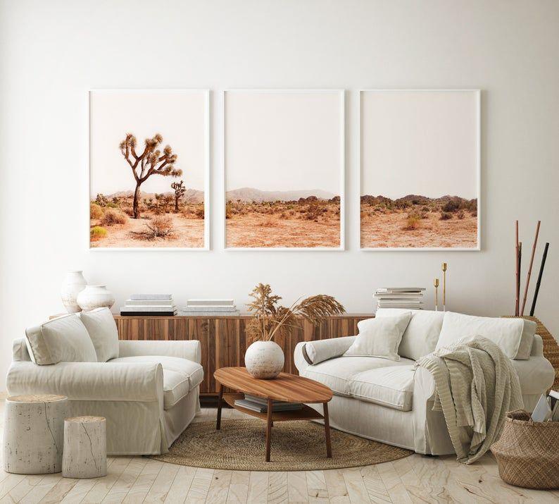 Melanee Shale inspiration simple neutral tone living room natural wood