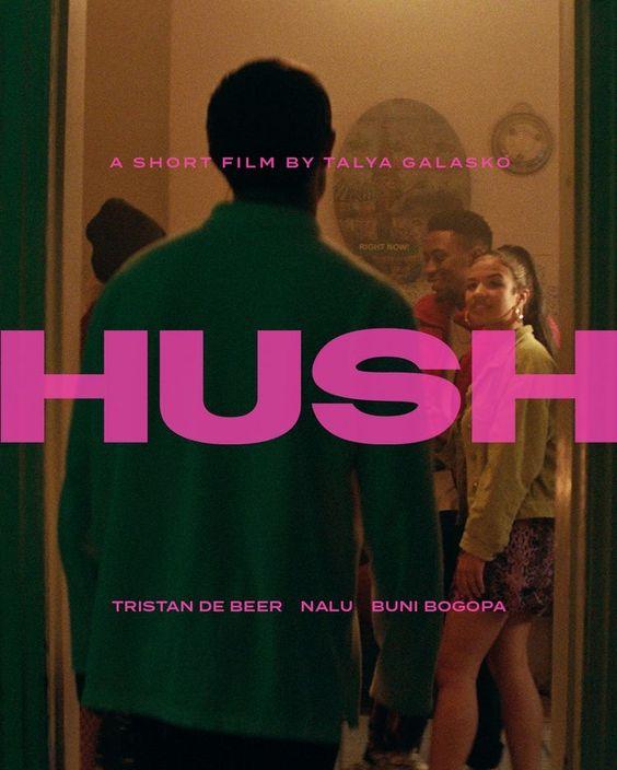 short film hush by tally galasko Kirsty Campbell inspiration